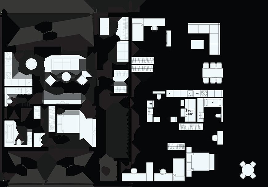 Asta maja - Korrus - 2